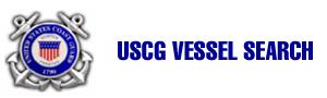 USCG VESSEL SEARCH